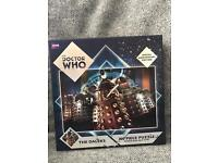 Doctor Who puzzle