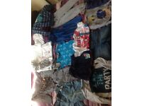 Boys clothes and toys bundles