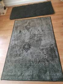 2 x next rugs *fab condition*