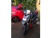 Aprilia SR 50cc/49cc Motard - scooter / moped. 63 PLATE Bike still available