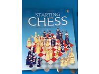 Chess instruction book