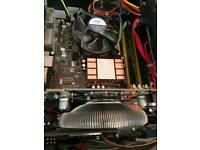 Asus gaming pc quad core cpu