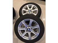 BMW E60-E61-F10 Winter Alloy Wheels