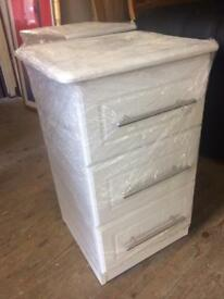 Bedside tables £85 each