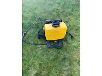 16 Litre Backpack Pressure Crop Garden Weed Sprayer