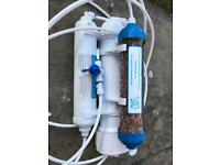Reversed osmosis filter