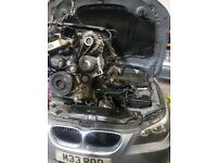 BMW 3 SERIES 320D N47 ENGINE RECONDITION SUPPLIED AND FIT