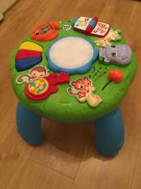 Toddlers Leapfrog Learn & Grove Table