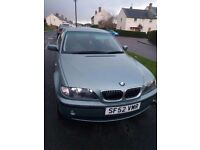 Bmw 320 i or swap automatic cars