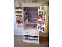 Bargin of the day **NEW** hand made larder - pantry unit