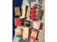 Brand new Oriflame parfumes for women and men