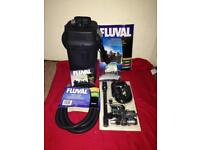 Brand new fluval 205 canister after filter £85.00