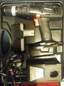 Wickes Cordless Hammer Drill 15.6V