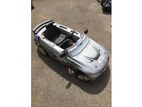BMW pedal car