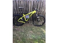 £700 today only brand new norco fluid men's large bike