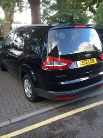 ford galaxy 2012 auto 7 seats in excellent condition with full history and hpi clear,drives perfect