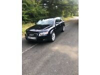 Audi A4 one owner from new