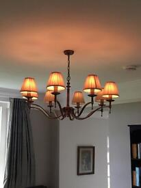Candelabra - stunning and expensive when new