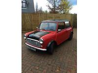 Classic mini 1000 fully rebuilt engine