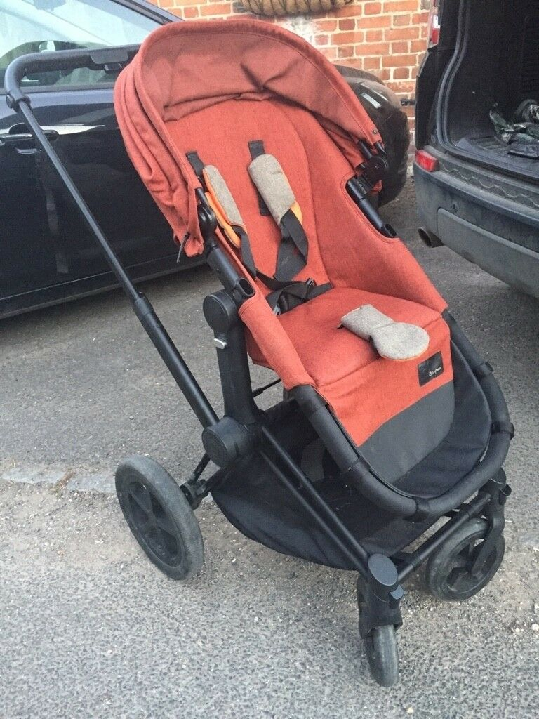 Cybex Priam Travel System Autumn Gold Pushchair In Wantage Oxfordshire Gumtree