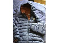 Boys genuine Timberland puffer coat, excellent condition, Age 8/126