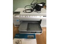 HP Printer C6380 all in one printer scanner and copier
