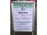 Magsville Boutique Clothing Agency ladies and baby clothing wanted