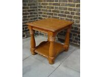 FREE DELIVERY Fantastic Wooden Table Retro Furniture 104