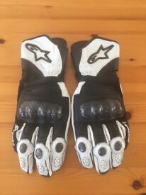 Alpine Stars Bikers gloves For Sale