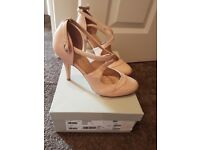 Nude shoes (size 7/40)