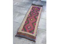 Kilum Rug Runner 60 x 168 cm feel free to view , in good condition.