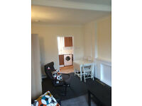 A bright double bedroom is available