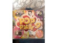 POP PARTY ALBUMS