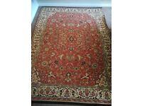 Large quality VORWERK rug