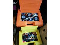 Knex 2 Large boxes