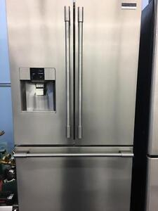 Stainless Steel Fridges Frenchdoors & Bottom Freezers Free Express Shipment Until SUNDAY
