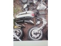 Piaggio and vespa parts spares x9 et2 et4 fly lx gt zip beverly