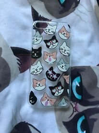 iPhone 5s Cats Cover