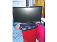Job lot of monitors and keyboards all in good working order. Can deliver free