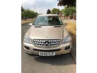 2007 56reg Mercedes ML280 Cdi Automatic 4x4 1 Owner from New