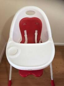 High chair / feeding chair mamas & papas