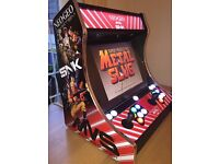 Custom Retro Bartop Arcade Machines - Designed & Built to your specifications