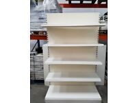 Gondola & Wall Units shelving in Retail & Shop Fittings For Sale