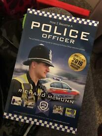 Police recruitment book