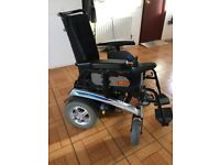 Fusion electrically driven wheelchair