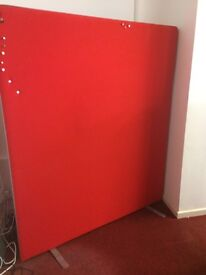 Desk Divider/ Notice Board