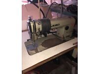 Juki industrial lockstitch sewing machine 3 phase