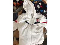 Boys England football jacket