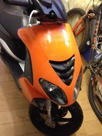 Piaggio nrg 70cc kit