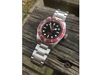 Tudor Black bay automatic watch